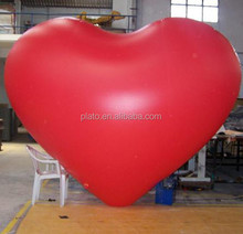 Hot Sale Inflatable Valentineu0027s Day Heart For Sale/inflatable Red Hear.