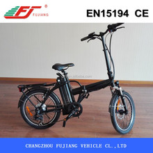 2015 best selling 20inch israel electric bike prices with EN15194 in china factory