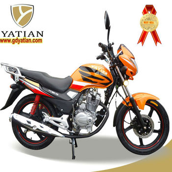 2 wheel sturdy attractive price Yatian popular new 150cc motorcycle
