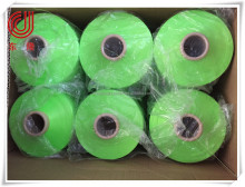 100% Polyester Yarn For DTY Color Dope Dyed Neon Yarn