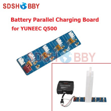 YUNEEC Q500 Battery Parallel Charging Board Compatible with IMAX B6 Charger Adapter