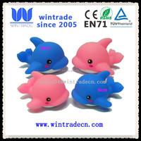 rubber toy animal/baby bath fish/animal bath toy
