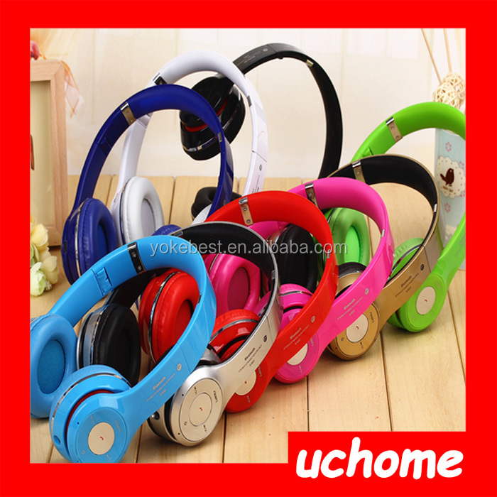 UCHOME S460 stereo smart wireless bluetooth 4.0 headset,with noise cancelling bluetooth headset