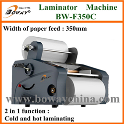 laser safety eyes and 2 emergency stops safety hot cold laminating machine