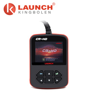 Read and Clear fault code Launch CR-HD freightliner truck diagnostic tool