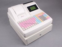 Cashier machine cash drawer for restaurant system ZQ-ECR3000AF
