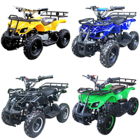 China kids gas powered mini atv 50cc for sale