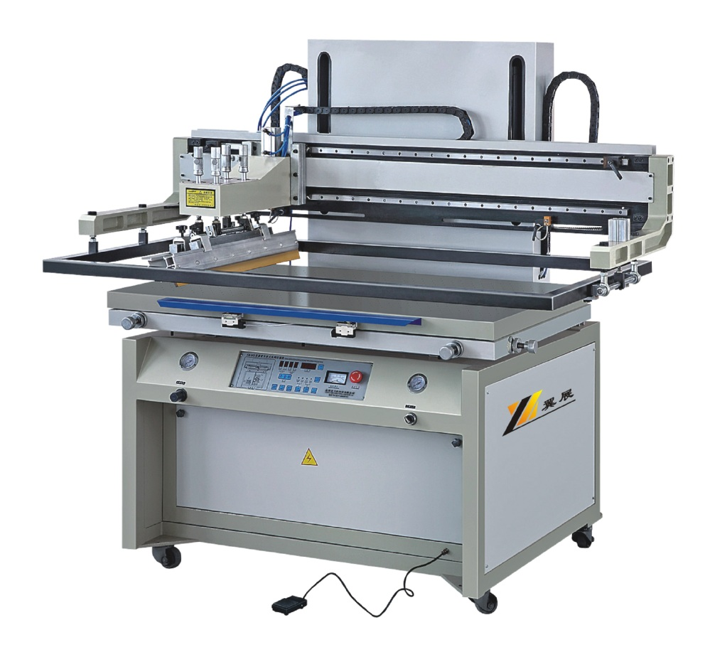 custom paper silk screen printing machine at home for sale