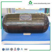 DOT Standard Light Weight Big Capacity Composite CNG Cylinder Type 3