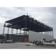 China Aluminum Stage Lighting Truss System