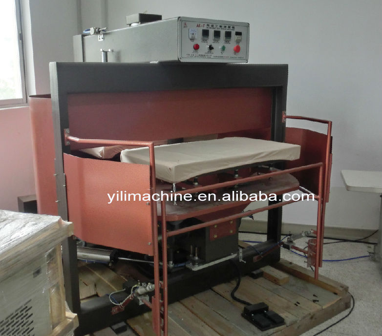 A6 F Heat Press Machine for seamless underwear