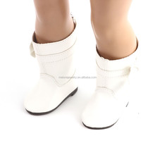 18 Inch Doll Shoes American Girl 18 Inch Dolls Leather Boots Toy Clothing Clothes Accessories Christmas Birthday Gift For Baby
