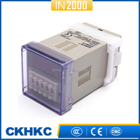 The new 2016 counting relay DH48J-A / 12v relay counter / Digital counter