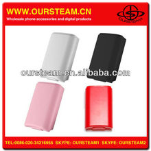 NEW Pink Battery SHELL Case For Xbox 360 Wireless Controller