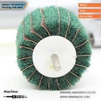 aluminum oxide polishing tools surface cleaning made in china