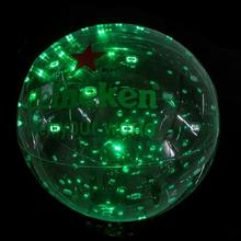 Hot sale waterproof Led Light Up Inflatable big led beach ball light
