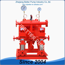Egypy New Style Fire Protection Jockey Fire Pump Set