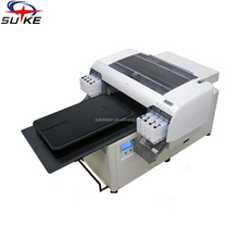 UV flatbed printer with digital printing system