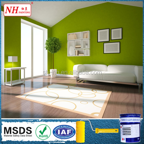 Versatility acrylic coating for house painting
