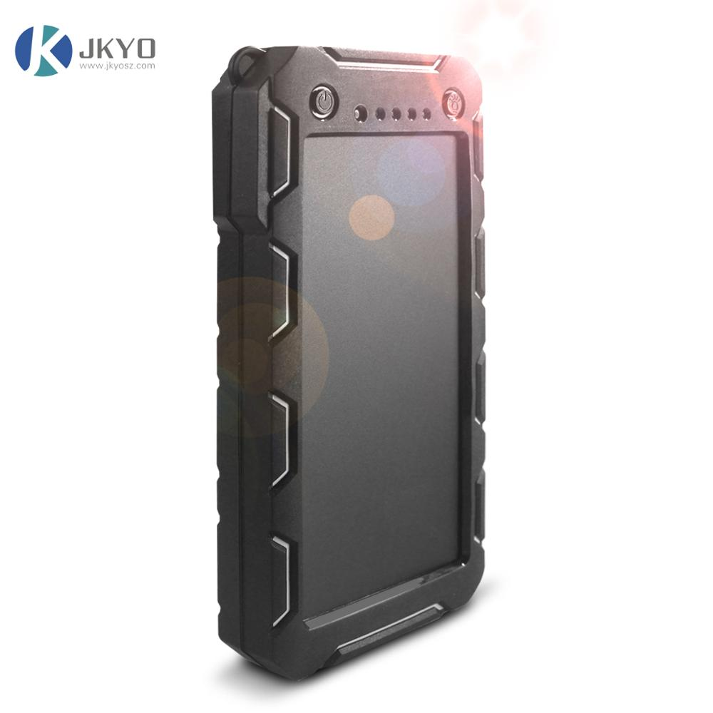 Durable Built Portable Mobile Power Bank 15000 Mah Mobile Solar Charger For Iphone 6S