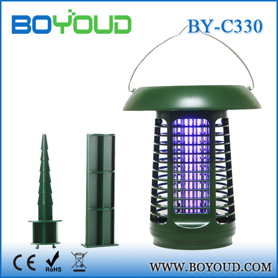 Household Electronic Mosquito Repellent Bug Zapper Fly Insect Killer