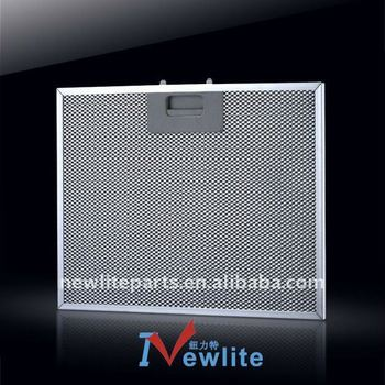 Range hoods parts Aluminum grease filter