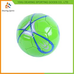 New Arrival different types sport ball leather soccer ball from China