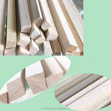 Triangle Wood Timber High Quality Cheap Price Paulownia Triangle Wood Battens