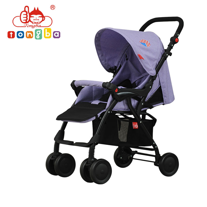 Foldable Light Weight Newest Simple Combi Baby Stroller