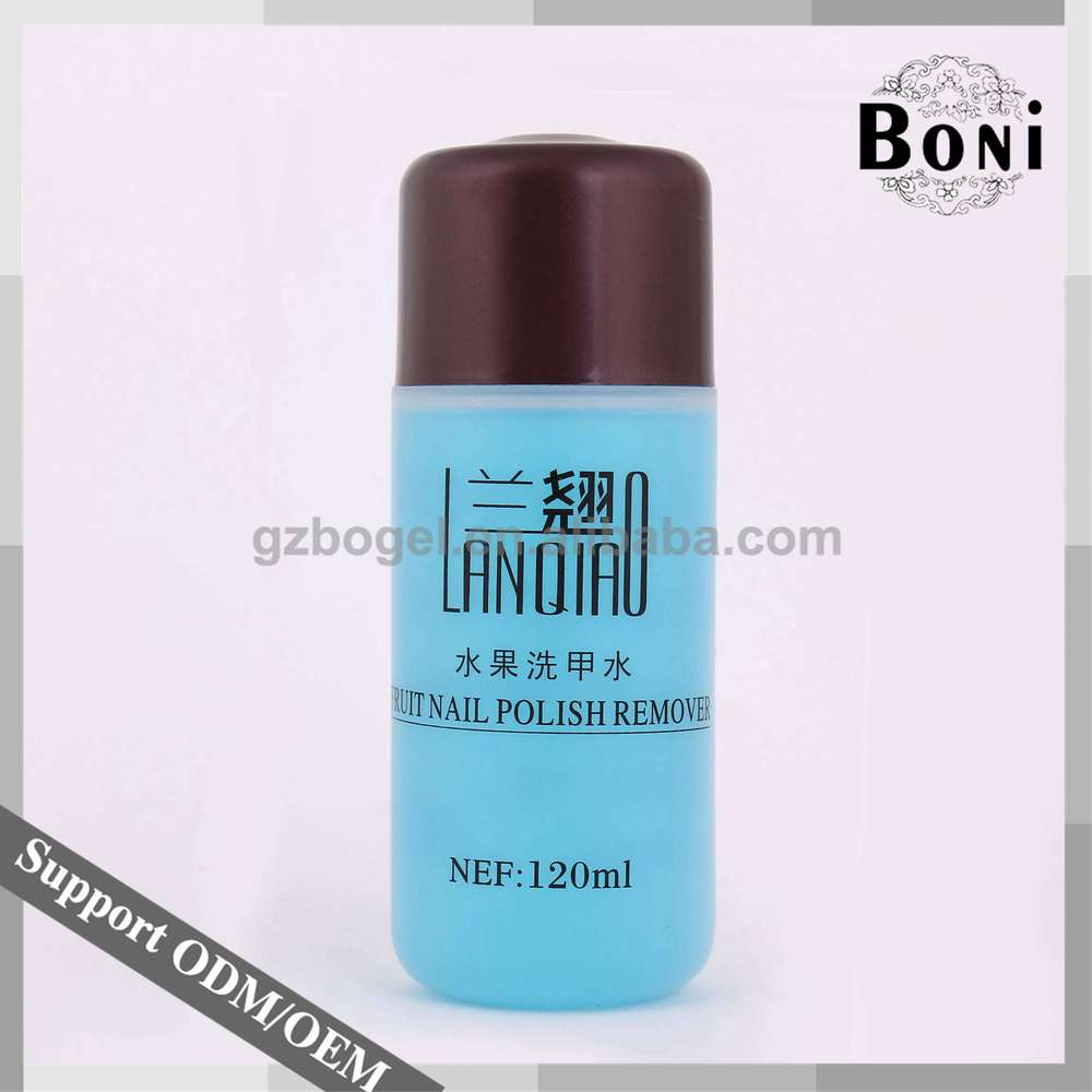 2015 Fashionable Wholesale Unharmful Ingredients Acrylic Nail Remover