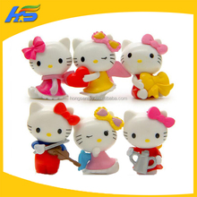 DongGuan factory Cake decoration doll Hello Kitty