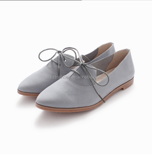 2016 Japan style handmade woman beatiful casual shoe