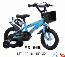 2016 New Arrival factory directly hot selling sports kids bike for boys and girls