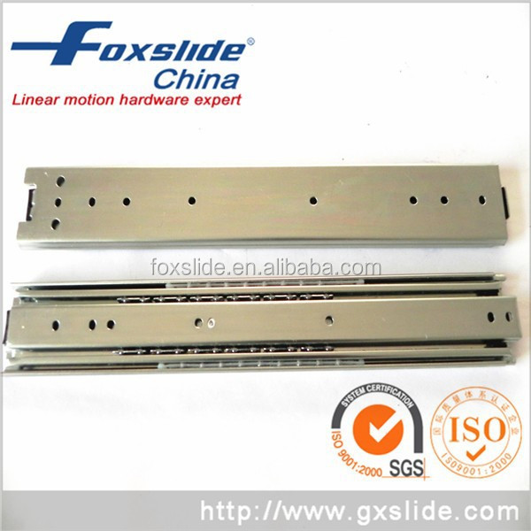 Push To Open Drawer Slide Full Extension Drawer Slide Wholesaler