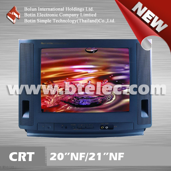 21 inch small cheap crt tv