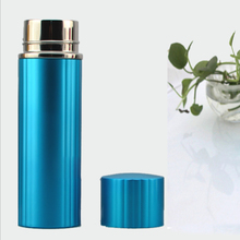 2015 new design stainless steel vacuum different types water bottles thermos water bottle
