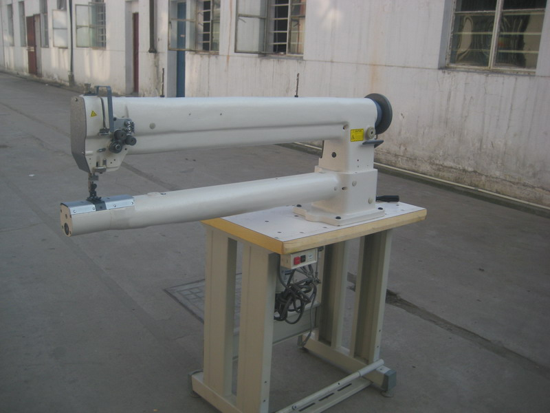 long arm filter bag sewing machine