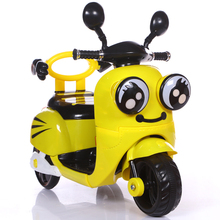 Baby Battery Motorcycles / Electric 3 wheel Motorcycle Toy / Kids Ride On Car