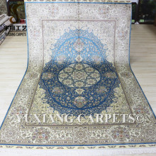 factory price used persian rugs for sale 100% handmade silk