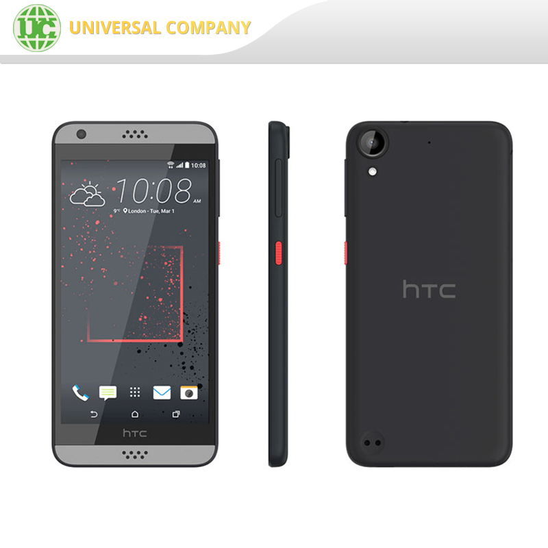 Original HTC Desire 530 5.0 Inch Android 6.0 Quad Core Unlocked 2G RAM 16G ROM 4g mobile phone smartphone