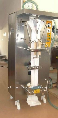 Lassi packing machine