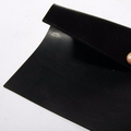 Fabric surface Hypalon rubber sheet