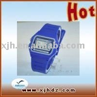 Hot Sale Silicone Wristband Watch