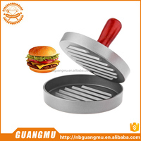 Non-Stick Professional Burger Press Patty Maker Make The Perfect Hamburger Every Time