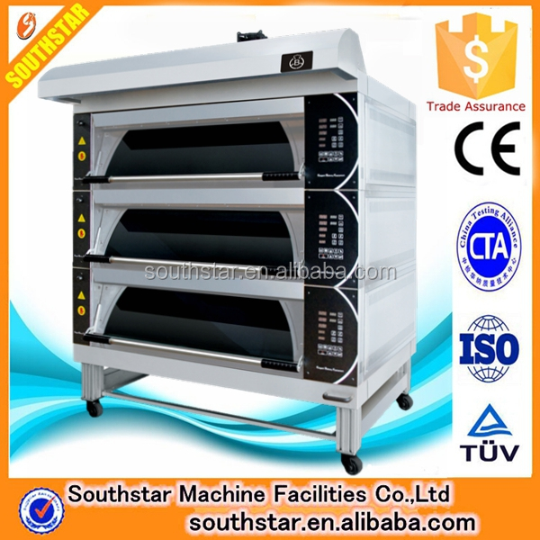 New arrival !! Industrial bread baking oven for sale/best toaster oven(CE/ISO9001 manufacturer )