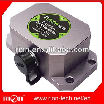 ACA526T High Accuracy Tilt Sensing Inclination Sensor Box Angle Precise Measure