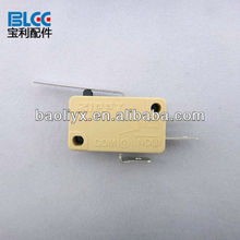 Good Quality Zippy Brand Three Ternimal Microswitch for Joystick