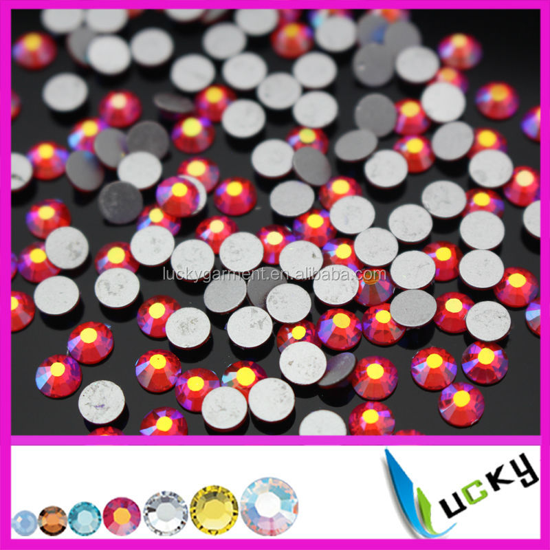 Wholesale new color siam ab rhinestone nail art not hotfix