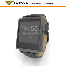oem bluetooth touch screen E-ink display smartwatch