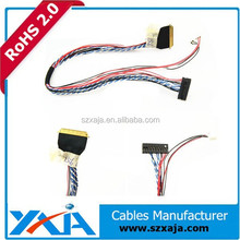 Laptop lcd cable repair lvds wire harness assembly